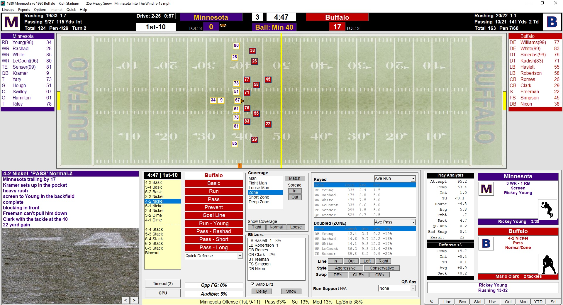Action Pc Football