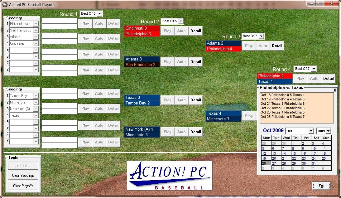 Action Pc Baseball