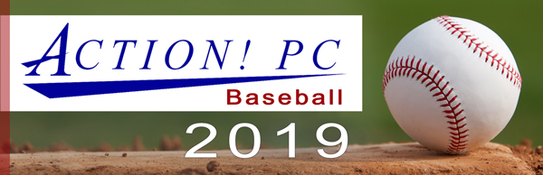 2019 Action! PC Baseball